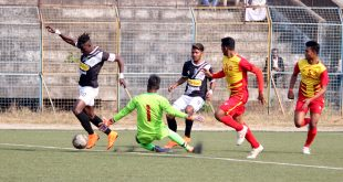 Mohammedan Sporting & Rainbow AC play out 1-1 draw!
