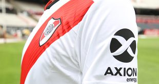 AXION energy is River Plate's new official sponsor!