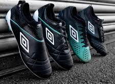 UMBRO: The New Black, White & Marine Green Boot Pack Is Here!