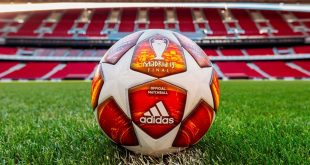 adidas reveals official Match Ball of the UEFA Champions League final!