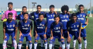Chennaiyin FC B suffer narrow 1-2 defeat to Fateh Hyderabad!