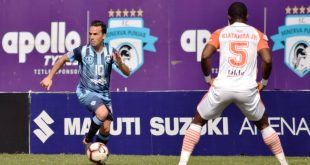Juan Quero scores to hand Minerva Punjab FC a win after 80 days!