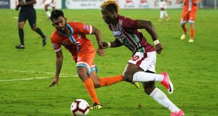 Chennai City FC focus on consolidating their I-League lead while facing Mohun Bagan!