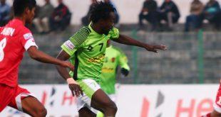Shillong Lajong FC & Gokulam Kerala FC play out 1-1 draw!