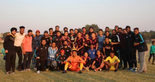 Minerva Punjab FC win the Amarjit Singh Memorial Cup Tournament!