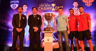Bengaluru FC & FC Goa fight it out for the ISL-5 title in Mumbai!