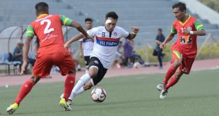 Chhinga Veng FC & TRAU secure spots in Second Division League finals!