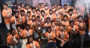 Chennai City FC take pole position in I-League awards!