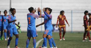 India Women gears up for Bangldesh challenge in SAFF Women's Cup semis!