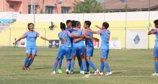 Clinical India defeat Bangladesh 4-0 to reach SAFF Women's Cup final!