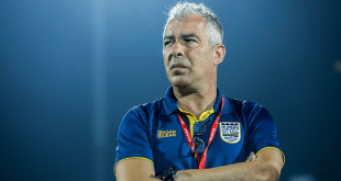 Mumbai City FC agree one-year contract extension with head coach Jorge Costa!