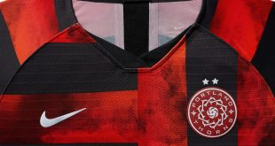 These Portland Thorns kits by Nike make history!