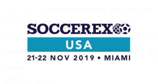 Dates and venue confirmed for Soccerex USA 2019 in Miami!