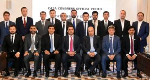 Rustam Emomali elected to helm Central Asian Football Association!