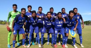 Suriya brace helps Chennaiyin FC U-15s to second win of the season!