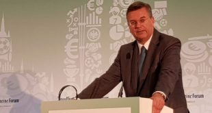 Reinhard Grindel steps down as DFB President with immediate effect!