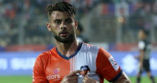 Hugo Boumous signs new long-term FC Goa deal!