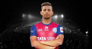 Defender Joyner Lourenco signs for Jamshedpur FC!