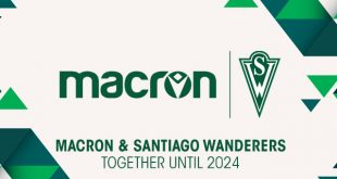 Macron & Santiago Wanderers extend contract until 2024!