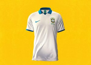 4868311f6 Nike s Brazil Copa America Jersey Celebrates a 100-Year Victory!