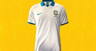 Nike's Brazil Copa America Jersey Celebrates a 100-Year Victory!