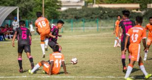 RoundGlass Sports U-15s suffer 0-3 loss to Minerva Punjab FC!