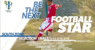RoundGlass Sports to hold trials for U-13, U-14 & U-15 boys in the South!