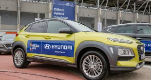 Hyundai Motor Company delivers fleet of 112 vehicles to 2019 FIFA U-20 World Cup in Poland!