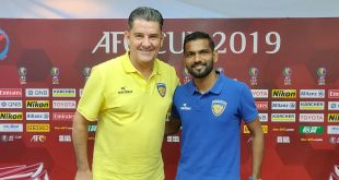 Chennaiyin FC aim to extend lead at the top in first AFC Cup away group game!