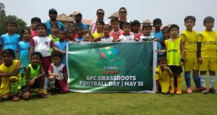 AIFF celebrates AFC Grassroots Football Day 2019!