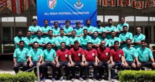 AIFF organise workshop for Referees in Gwalior!