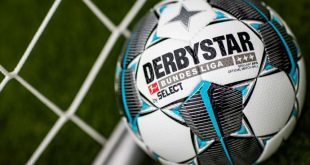 DERBYSTAR presents official match ball of the 2019/20 Bundesliga season!