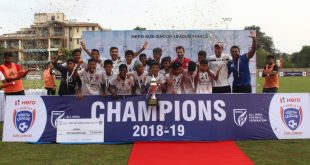 Reliance Foundation Young Champs beat Bengaluru FC, lift Hero Sub-Junior League!