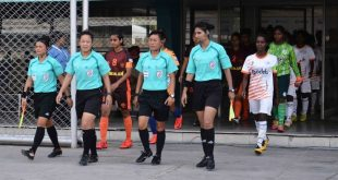 Women Referees hail 'Change in Scenario' in Indian Football!
