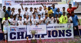 Sethu FC crowned new Indian Women's League champions!