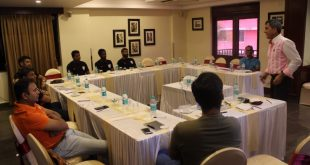 AIFF Technical Director Isac Doru meet head coaches of India Youth teams!