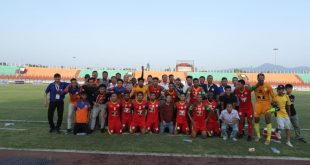 TRAU win Second Division League, qualify for I-League!