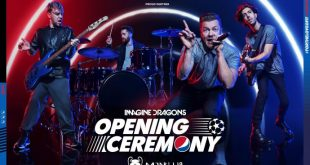 UEFA & Pepsi announce Imagine Dragons for UEFA Champions League Final Opening Ceremony!
