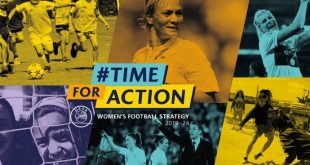 Time for Action: first ever UEFA women's football strategy launched!