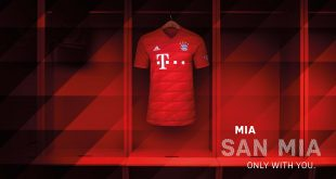 Bayern Munich & adidas launch the clubs new 2019/20 season home jersey!