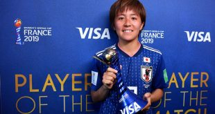 VISA celebrates Women at the 2019 FIFA Women's World Cup!