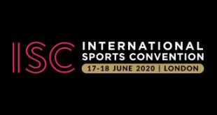 2020 International Sports Convention to be held in London!