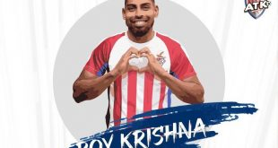 Fiji captain & A-League MVP Roy Krishna joins ATK!