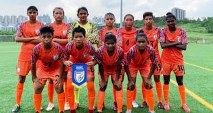 India U-17 Women's win 5-1 away against Hong Kong U-23s!