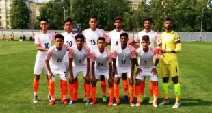 India U-19 end Granatkin Memorial Cup with Tajikistan loss!
