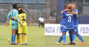 Underdogs Jharkhand & Arunachal Pradesh play for Sub-Junior Girls Championship title!