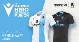 1860 Munich & Macron present the new 2019/20 season kits!
