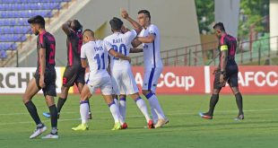 Late Rafi strike helps Chennaiyin FC salvage AFC Cup point against Minerva Punjab FC!