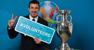 Over 37,000 applications submitted for 2020 UEFA EURO volunteer programme!