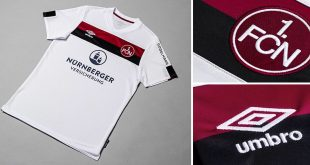 UMBRO & 1.FC Nürnberg unveil new 2019/20 away kit!